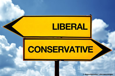 Conservative or Liberal?