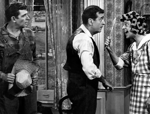 Ernie Ford with Andy Griffith & Don Knotts